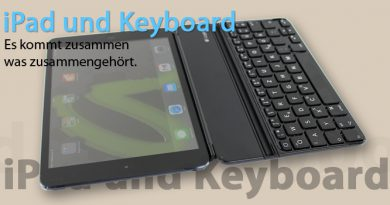 iPad Keyboard Cover