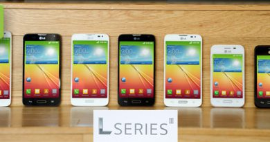 LG Optimus L Series 3
