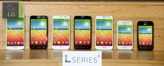 LG Optimus L Series 3