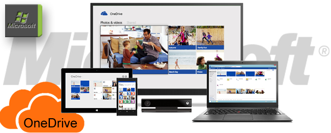 OneDrive von Microsoft