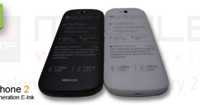 MWC 2014 YotaPhone 2