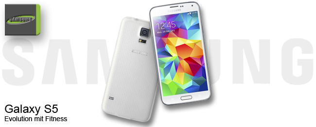 Samsung Galaxy S5 Fingerabdruck-Scanner
