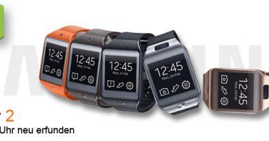 Samsung Gear 2 und Gear 2 Neo