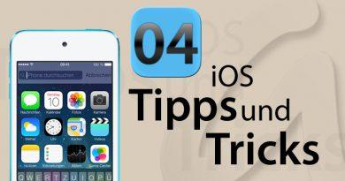 Spotlight-Suche unter iOS 7