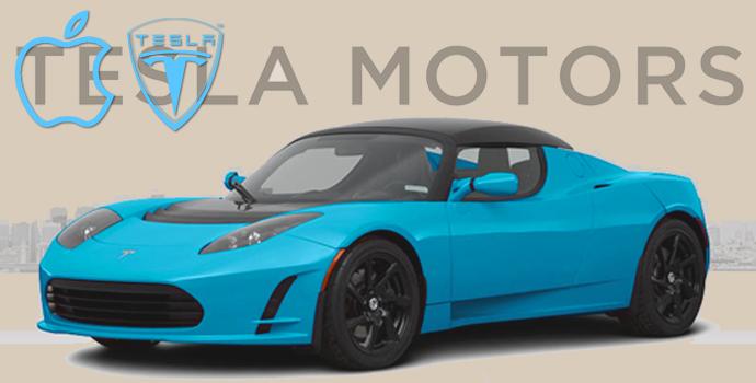 TESLA Motors und Apple