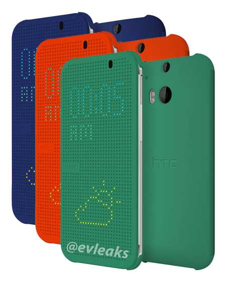 HTC One 2 Flip Cover
