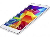Samsung Galaxy Tab 4 7.0 Weiß Leak
