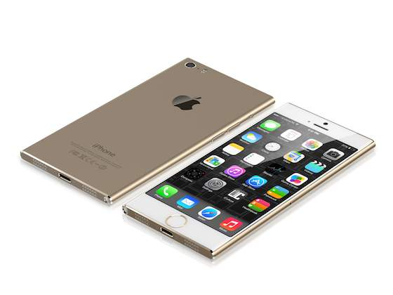 iPhone 6 Konzept