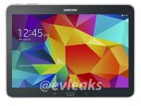 Samsung Galaxy Tab 410.1 Schwarz Leak