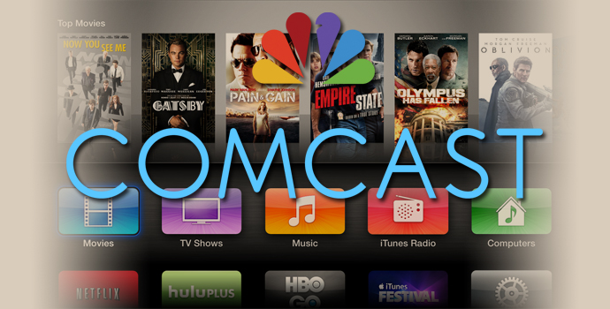 Comcast Streamingdienst