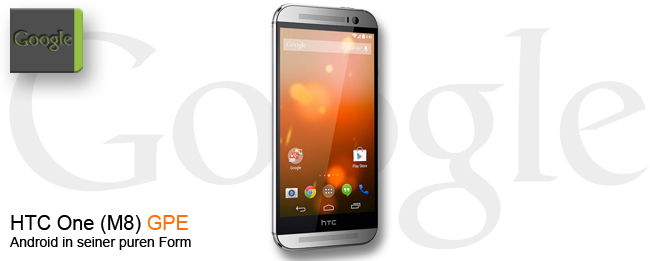 HTC One (M8) Google Play Edition kostet 699 US-Dollar