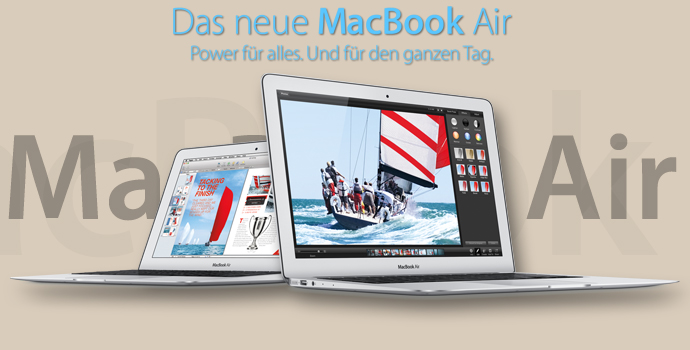 MacBook Air / MacBook Air Retina