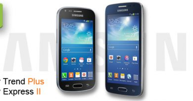 samsung Galaxy Trend Plus und Galaxy Express 2