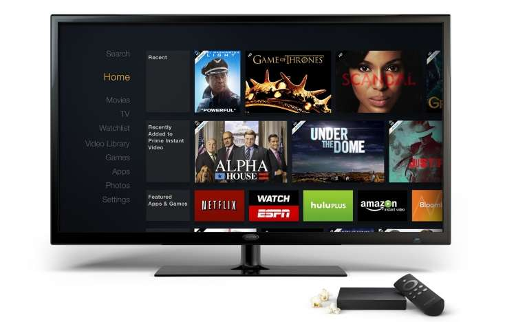 Amazon Fire TV Set-Top-Box