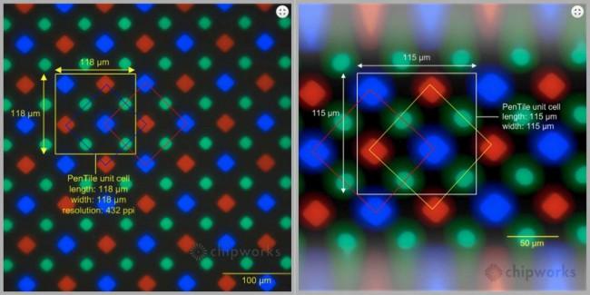 Links: Galaxy S5 | Rechts: Galaxy S4