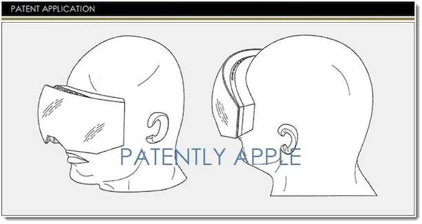 Apple iGlass Patent