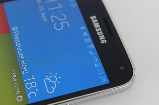 Samsung Galaxy S5 Test