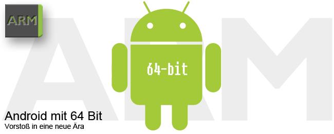 ARM 64 Bit für Android