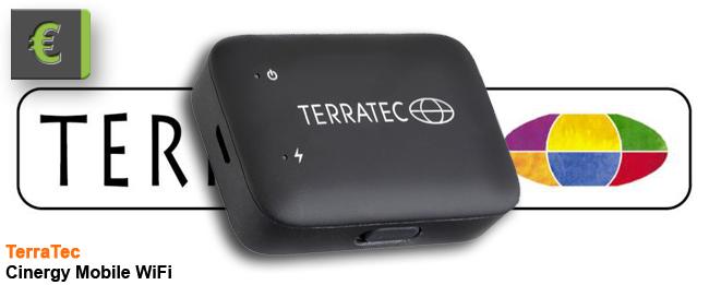 TerraTec Cinergy Mobile WiFi Gewinnspiel
