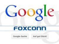 Google kauft zahlreiche Patente von Foxconn