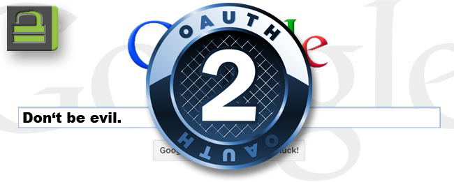 OAuth 2.0 bei Google