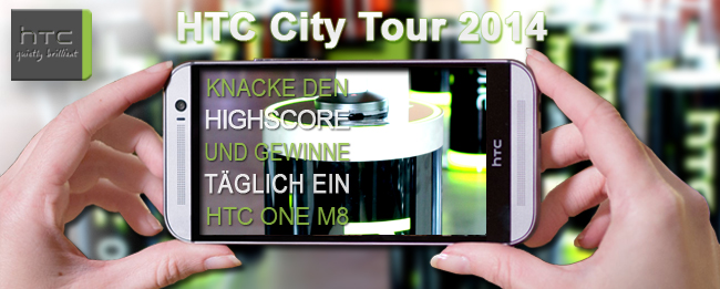 HTC City Tour 2014