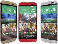 [Update] HTC One M8 zeigt sich in Glamour Red