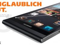 Offizieller Teaser zum Huawei Ascend P7 deutet LTE an