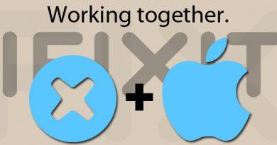 iFixit und Apple