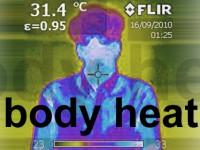 Mini-Generator erzeugt Energie aus Körperwärme