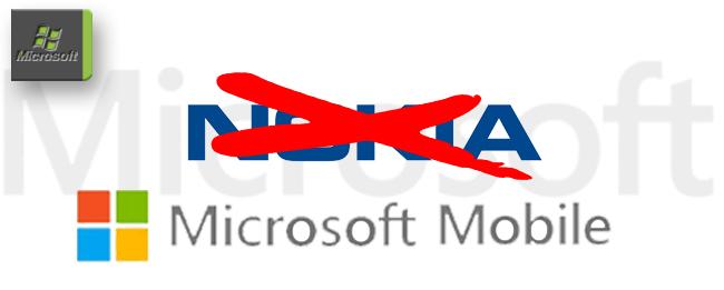 Microsoft Mobile anstatt Nokia