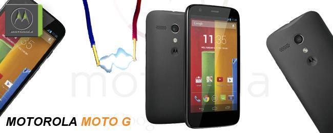 Motorola Moto G Netzteil