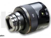 Oppo Smart Lens verwandelt das Smartphone zur Kamera