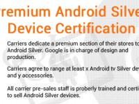 Android Silver: Hinweise auf Nexus-Ersatz verdichten sich
