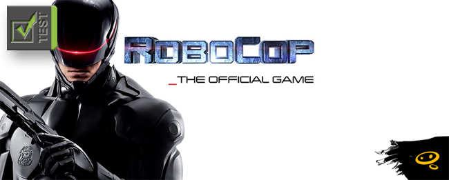 RoboCop Android Game Test