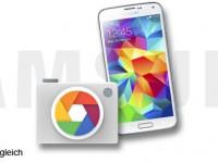 Samsung Galaxy S5: Wie gut ist die neue Google Kamera App?