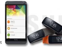 Samsung Gear Fit ohne Samsung