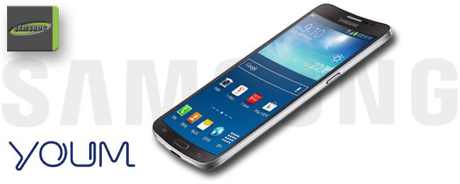 Samsung YOUM im Galaxy S6 und Galaxy Note 5
