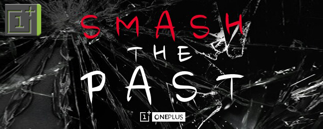 OnePlus Smash the Past