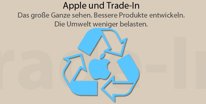 Apple Trade-In Recycling