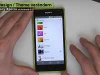Sony Xperia Theme & Design Manager – Tipps & Tricks 61