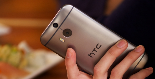 HTC One M8 Video