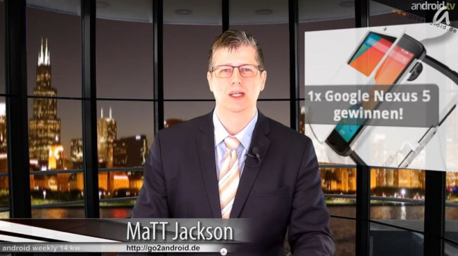 [Video] android weekly NEWS - 14. KW 2014