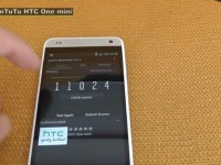 [Video] HTC One mini M7 AnTuTu Benchmarktest