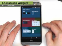 [Video] HTC One M8 Lockscreen Widgets - Tipps & Tricks 65