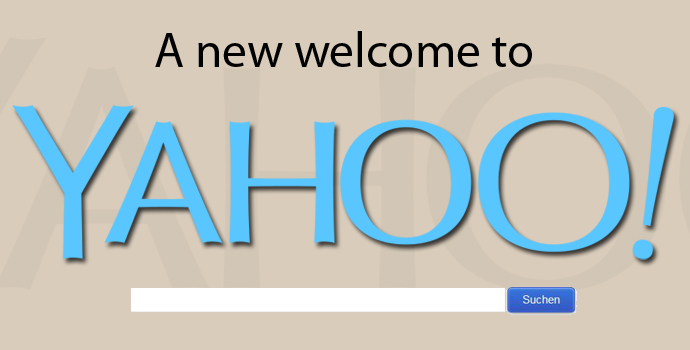 Yahoo offizielle iOS Suche