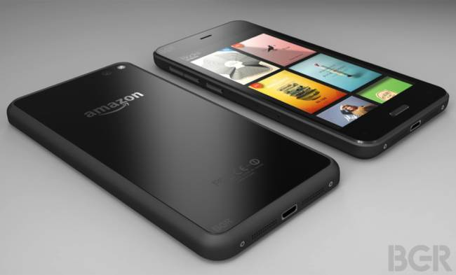Amazon Smartphone Render