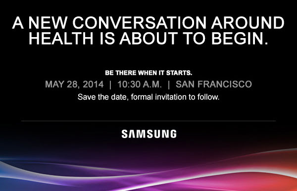 Samsung Fitness-Event