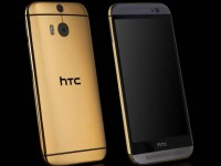 Goldgenie HTC One M8 in 24 Karat Gold