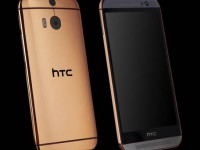 Goldgenie HTC One M8 in 24 Karat Rose-Gold